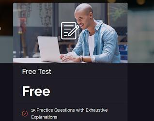 free Java 11 Practice Tests