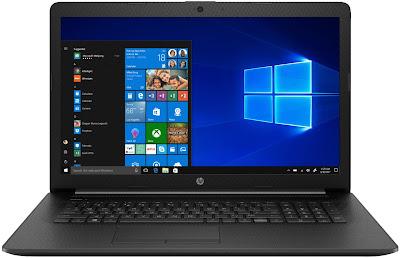 "HP 17.3"" Laptop Intel Core i3 - Model:17-by3021dx | Laptops under $500"