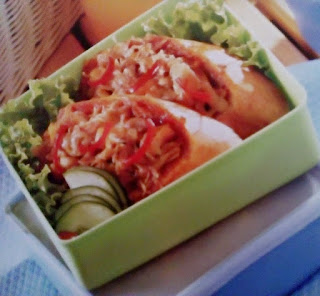 Gambar Resep Pizza Tuna