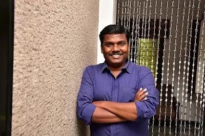 Lyricist Yugabharathi