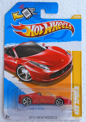 xe Hotwheels Ferrari 5
