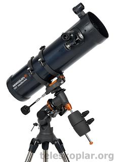 Celestron astromaster 130 eq md teleskop incelemesi