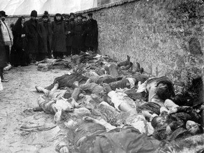 Los pogromos armenios en Bakú 1905. Por Rubina Lalayan