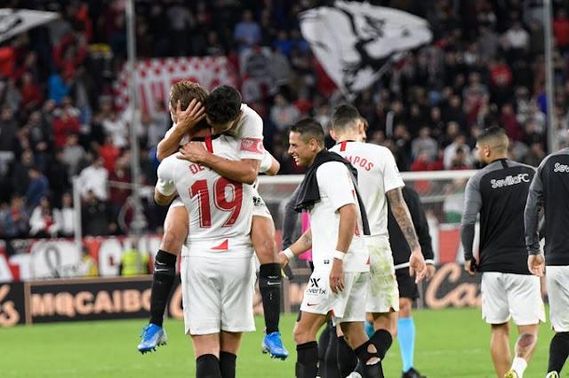 Crónica Sevilla FC 1 - Levante 0