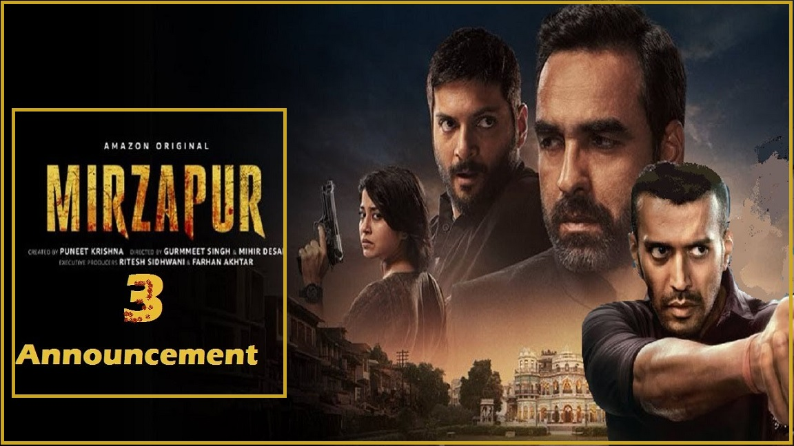 Preparations for Mirzapur Season 3 started