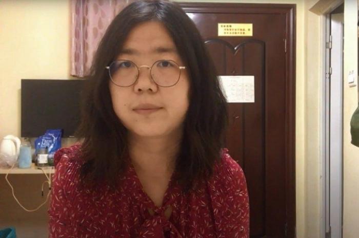 Ditadura chinesa condena jornalista que denunciou crise Covid-19