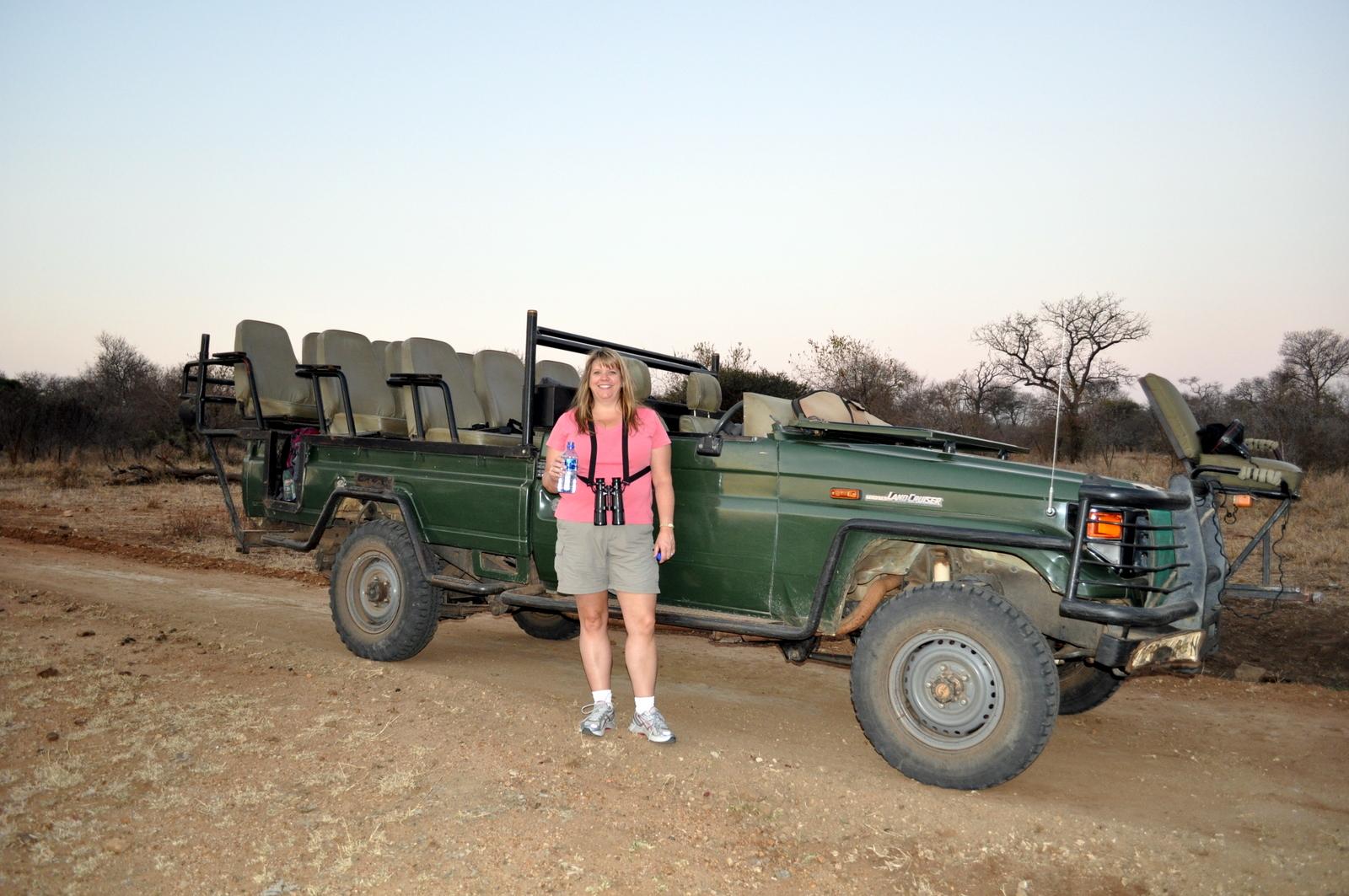 What Am I Doing?: The Toyota Land Cruiser Safari Truck
