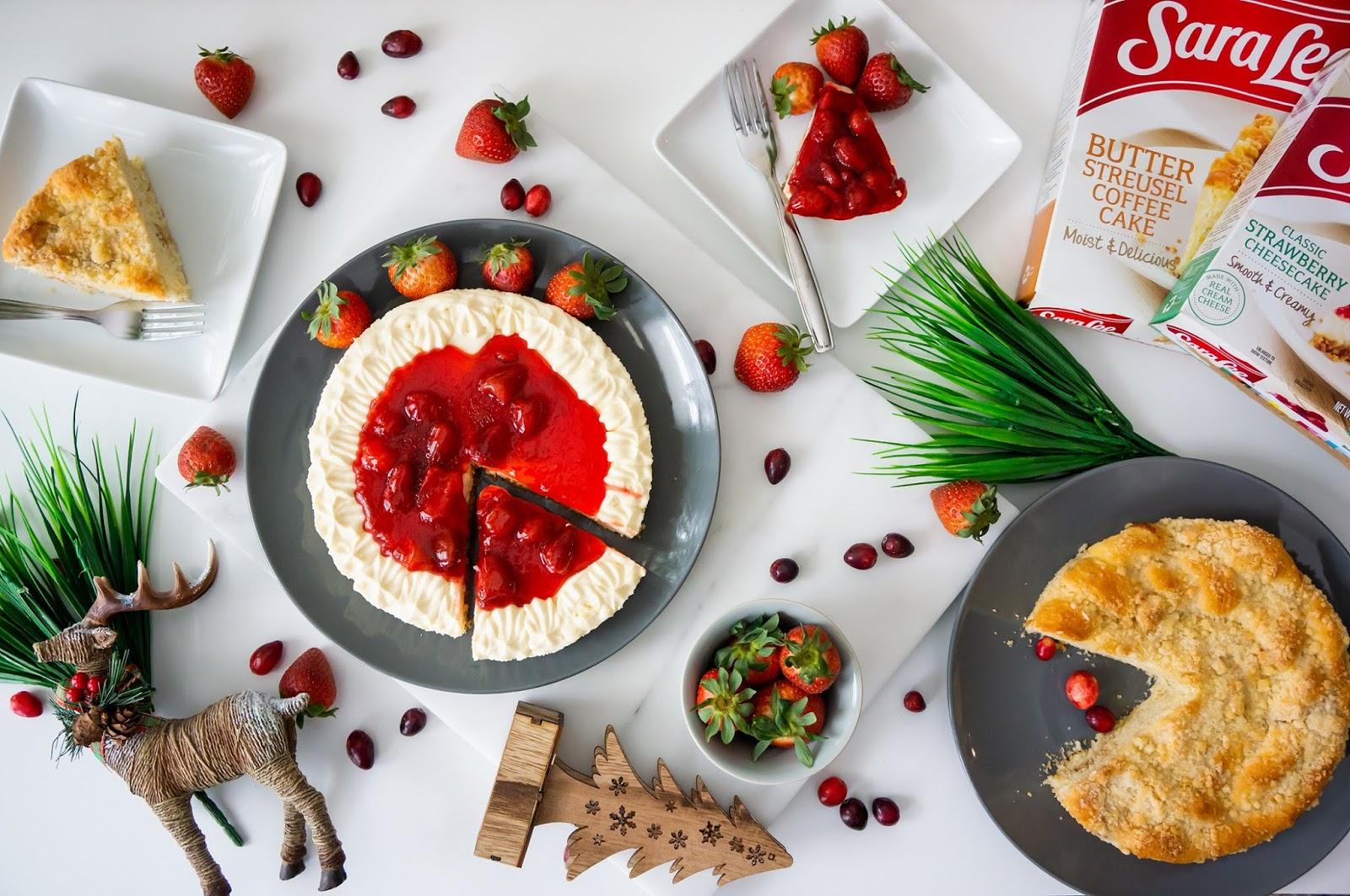 Sara Lee Desserts: Celebrating Holiday Favorites Together
