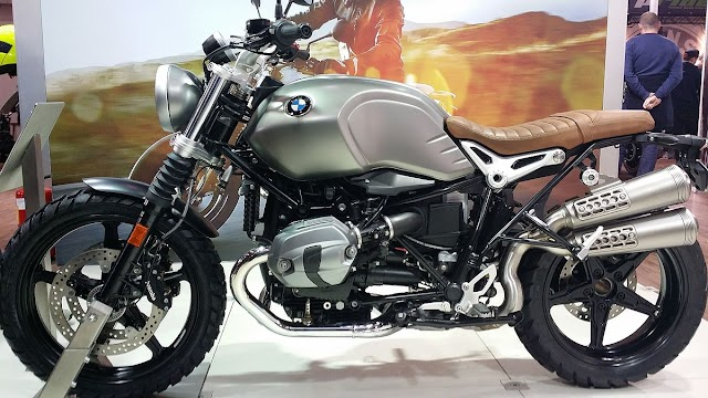 BMW RNineT and RnineT scrambler launched in India | Journalmotor