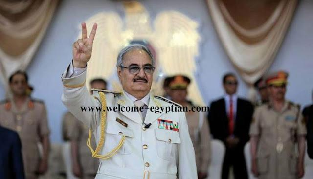 الجيش الوطني الليبي بقيادة حفتر