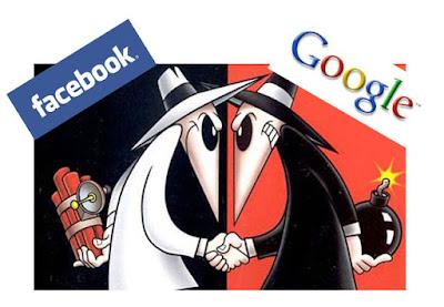 Facebook contra Google