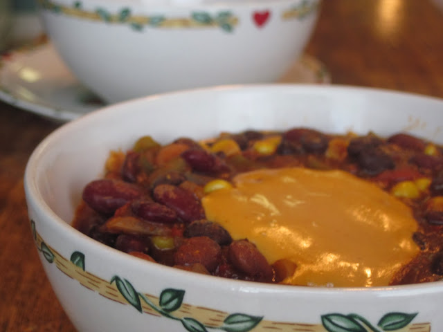 Fast and Easy Taco Soup
