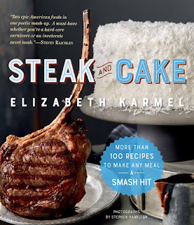 Review of Steak and Cake by Elizabeth Karmel