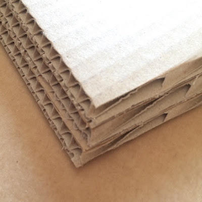 biseaux carton