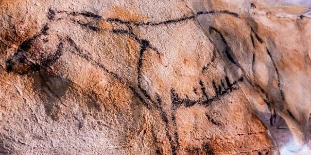 Climate Change is erasing the world's oldest rock art