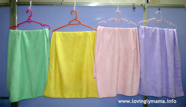 microfiber bath towels - Bacolod mommy blogger - bathroom