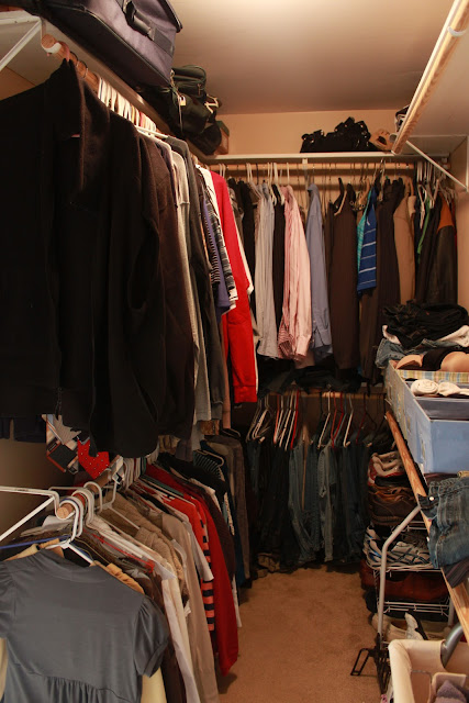 {Guest Post} Re-Organize & Design Your Closet!