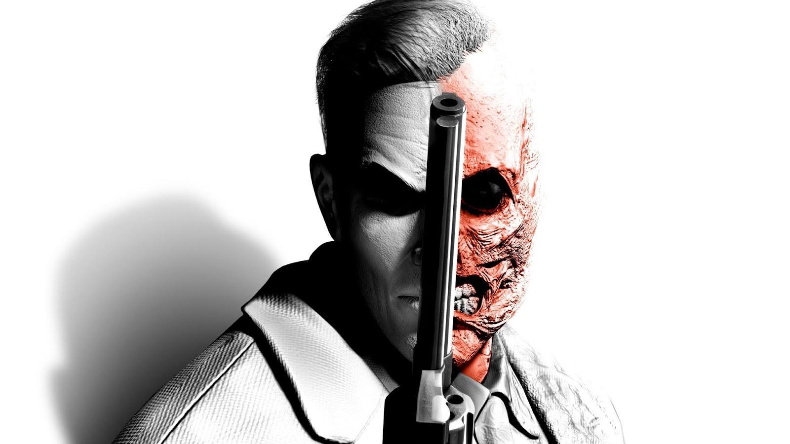 An artist imagines Daniel Craig as Two Faces in The Batman