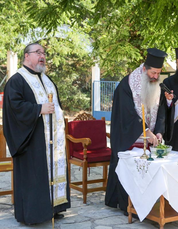 Η Ιερά Μητρόπολη Φθιώτιδος πενθεί για την κοίμηση του Ιεροκήρυκός της Αρχιμ. π. Σεραφείμ Ζαφείρη