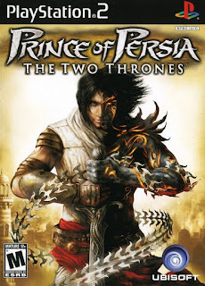 Download Prince of Persia: The Two Thrones PS2 ISO
