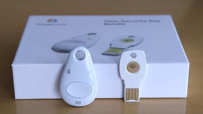 USB-C Titan: Google anuncia nova chave de segurança