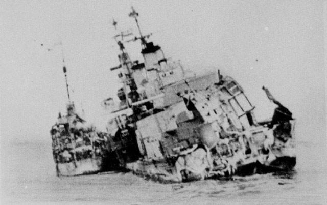 HMS Edinburgh sinking 2 May 1942 worldwartwo.filminspector.com