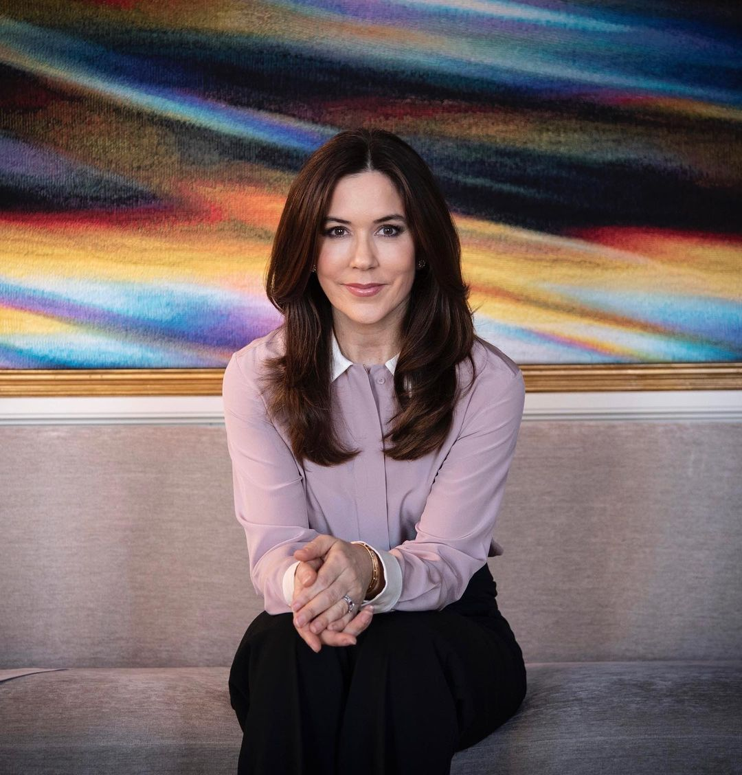 Crown Princess Mary celebrated International Women's Day in a Unique way