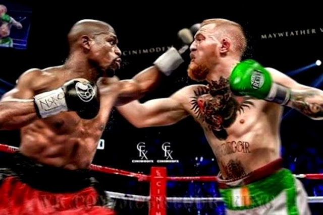 how to watch mcgregor vs mayweather fight online screenrant