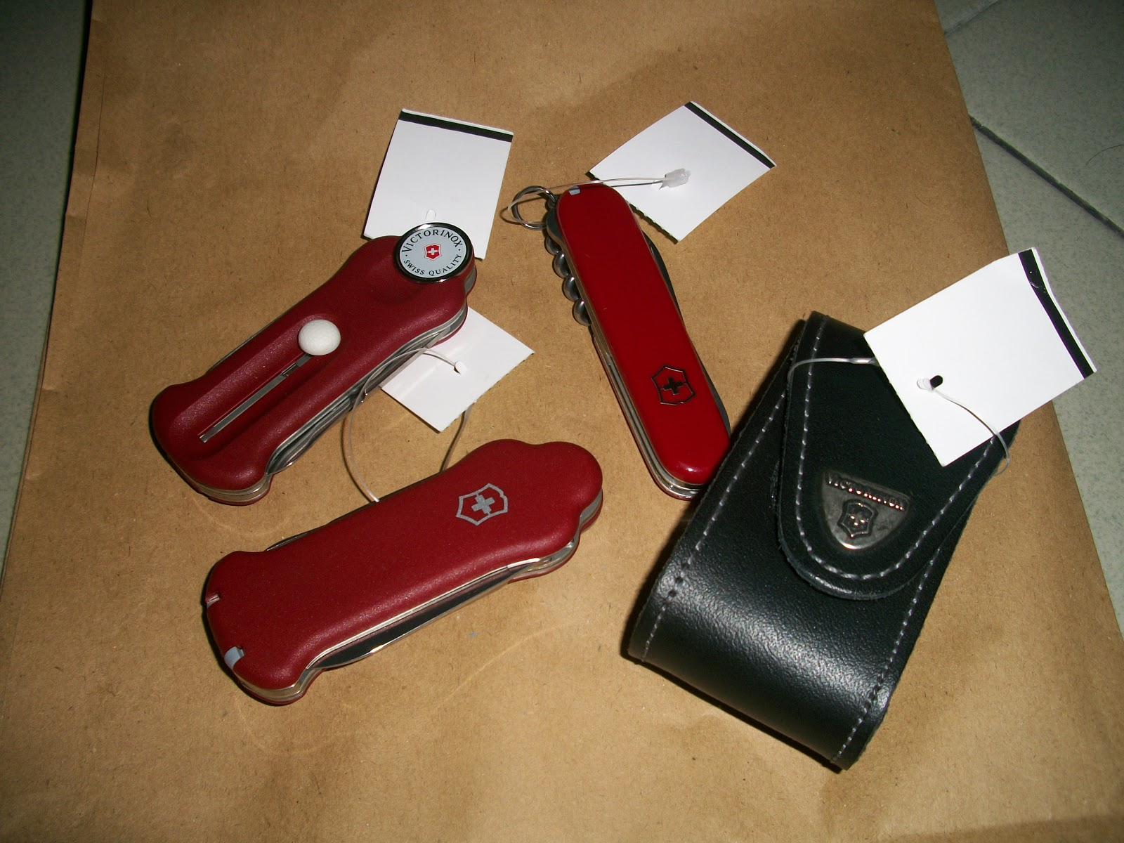 Collectible Items New Old Stock Genuine Victorinox Pocket