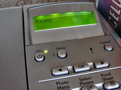 impresora moderna doble cara