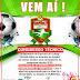 A Secretaria de Esportes de Cuitegi, convida os representantes de equipes para o Congresso Técnico do Campeonato Municipal de Futebol de Campo – Edição - 2020.
