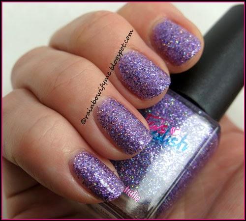 Rainbowify Me ~ Nail blog: Peitas Polish ~ Little Penguin
