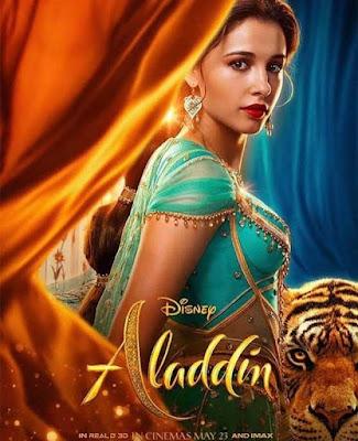قصة ومراجعة فيلم علاء الدين 2019 Aladdin للفنان مينا مسعود والنجم ويل سيمث