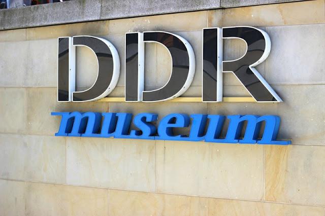 Como chegar no DDR Museum em Berlim