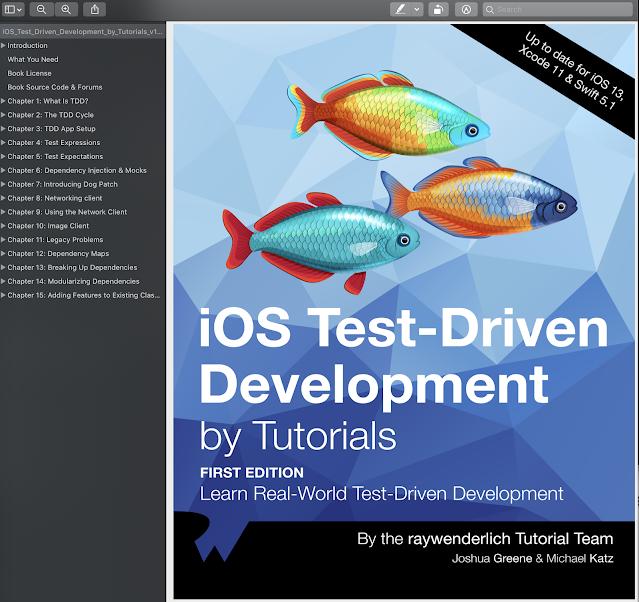 iOS Test Driven Development