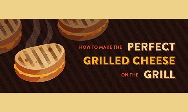 How to Make the Perfect Grilled Cheese on the Grill