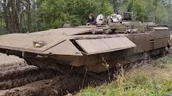 Nga khoe phiên bản mới của phương tiện Bọc thép chiến đấu hạng nặng