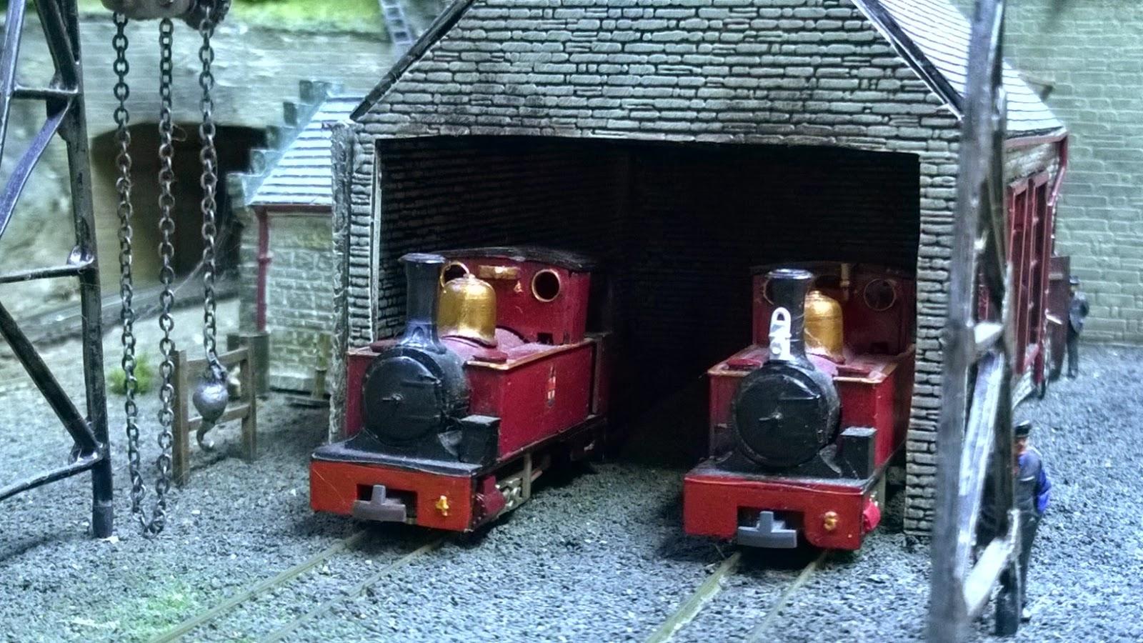 009 oo9 gem vari-kit loco engine