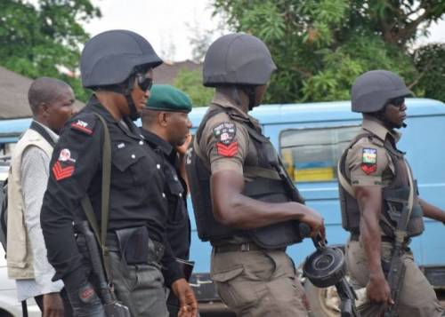 Police Arrest Soldier Selling Weapons To Kidnappers