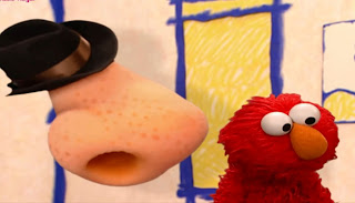 Elmo's World Noses Interview