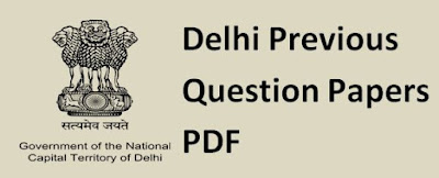 Delhi Previous Papers
