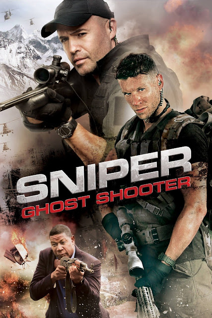 Film Sniper Ghost Shooter (2016) Movie Subtitle Indonesia