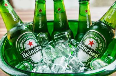 Heineken Hollanda Yapımı Bira Değerlendirmesi - Diplome D'Honneur Amsterdam 1883