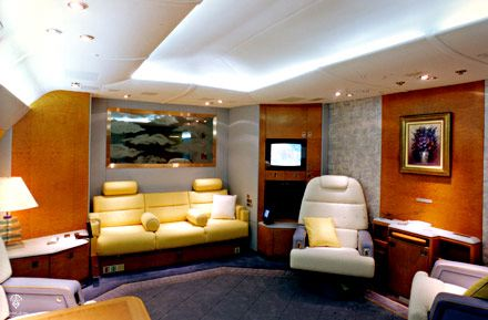 airbus a380 vip saloon lufthansa jet luxury airlines airbus a340 interior 967