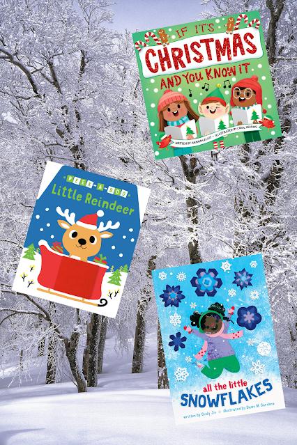 Christmas Kids Board Books
