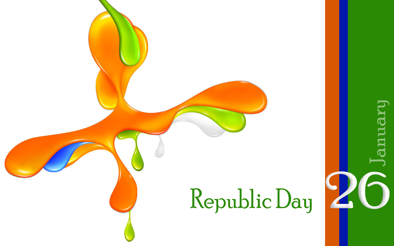 26 january republic day greeting card ecards and cliparts m4hsunfo