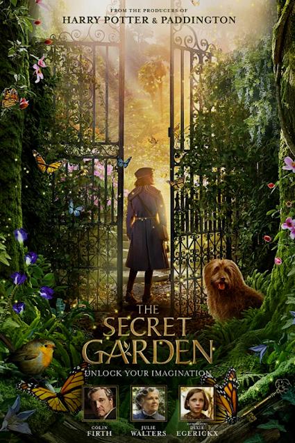 The Secret Garden 2020 Movie Poster