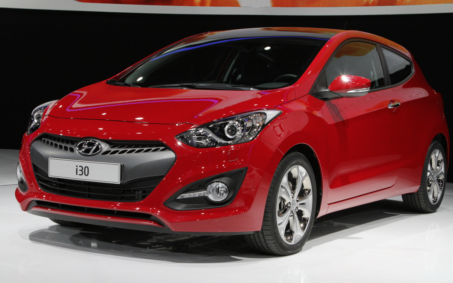 Two Door Cars 2013 Hyundai I30 Two Door New Cars Reviews
