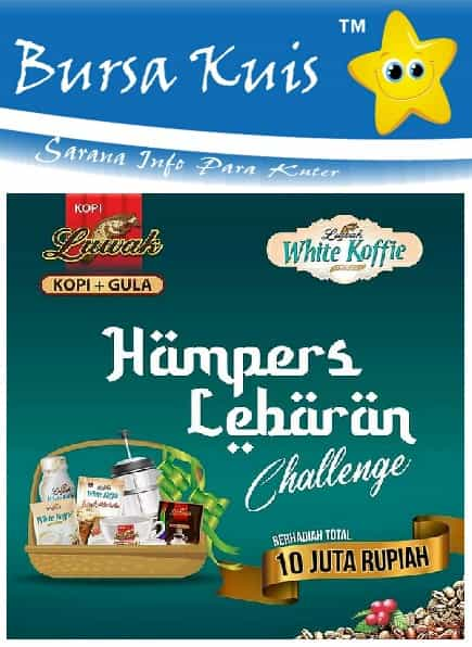 Give Away Luwak White Coffie Terbaru