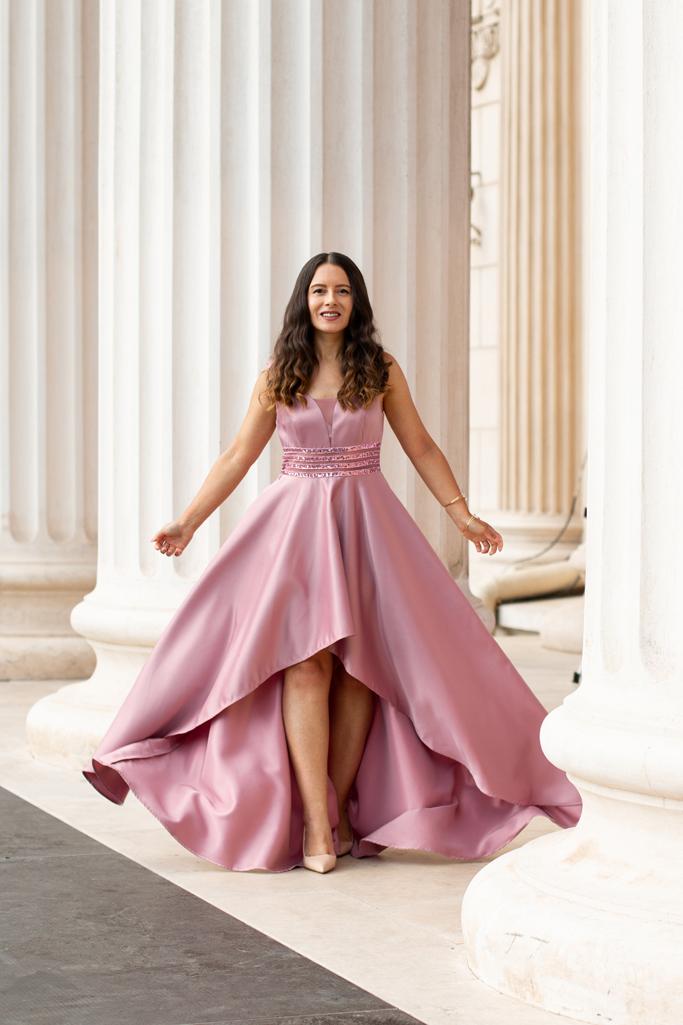 adina nanes fancy dress